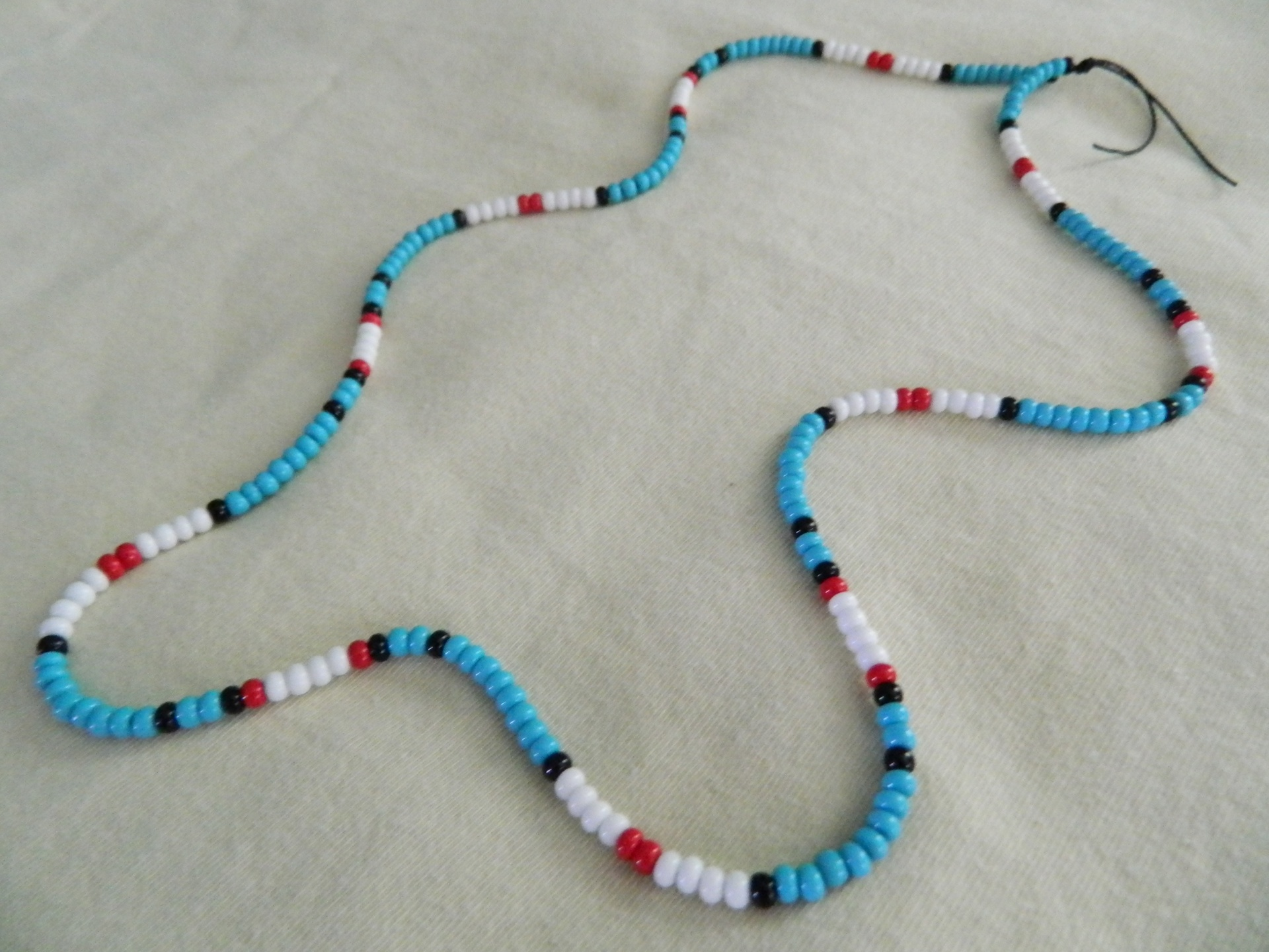 more lane zuni vintage ruby native fetish item southwest american colorful necklace